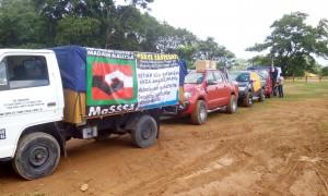 Misi bantuan banjir ke Temerloh
